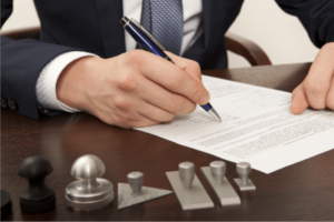 Разработка и анализ договоров