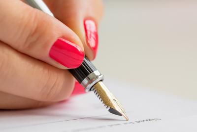 письменные договора